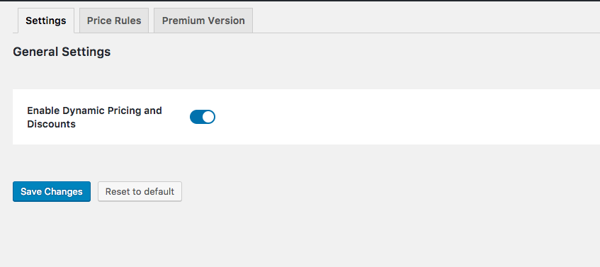 Enable the plugin