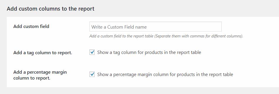 Add tag column