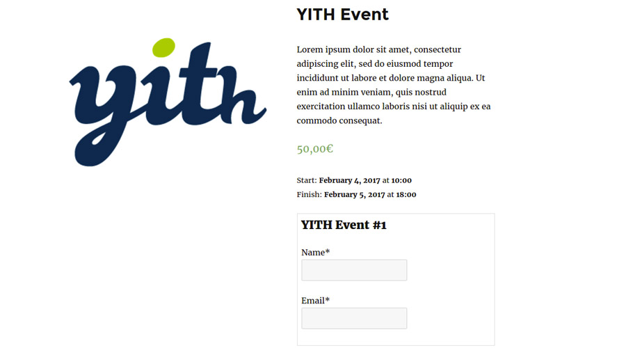 How To Make Tickets For An Event Free. Yith Event Tickets Free Version  Settings . How To Make ...  How To Make Tickets For An Event Free