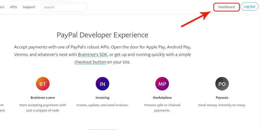 YITH Paypal Adaptive Payments: Required app with PayPal