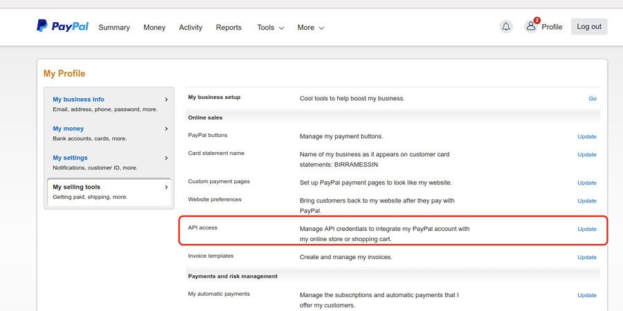 YITH Paypal Adaptive Payments: Settings - YITH PayPal Adaptive ...