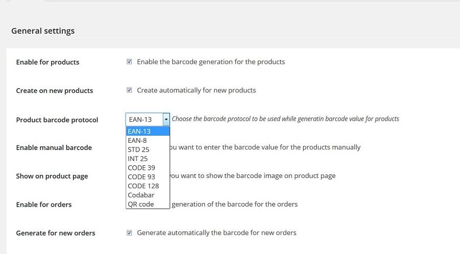 "Barcode protocols"""