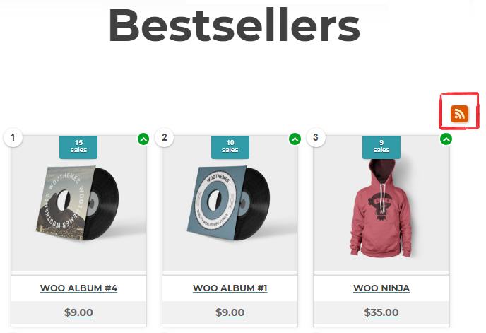 bestsellers rss