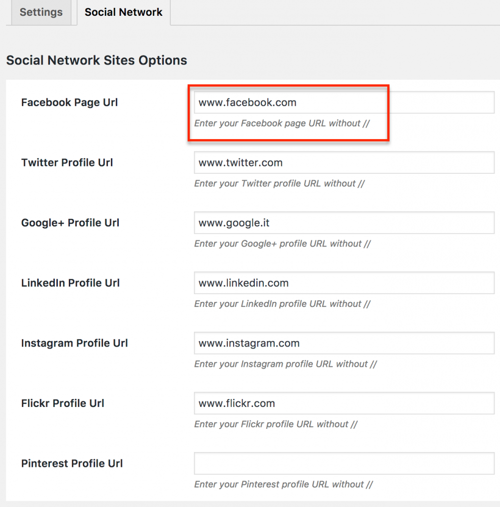 Yith Email Templates Social Network