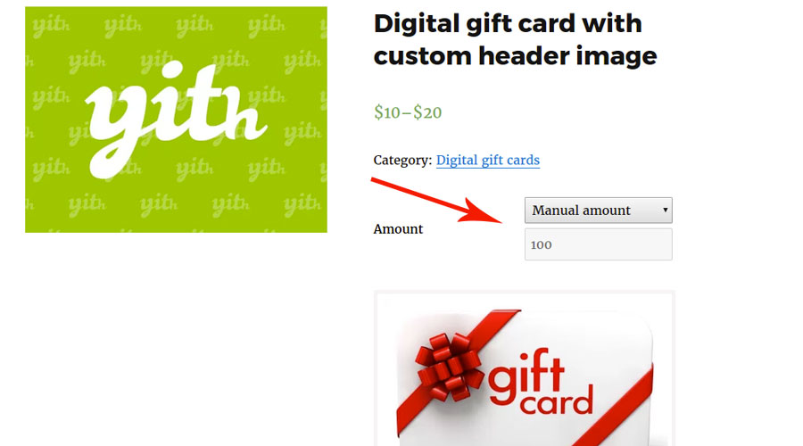 how to create gift cards in photobiz