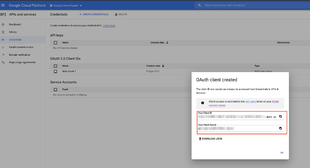 api auth client is created (1)