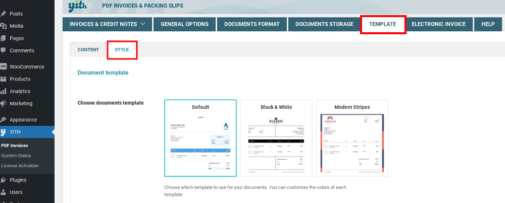 choose documents template (1)