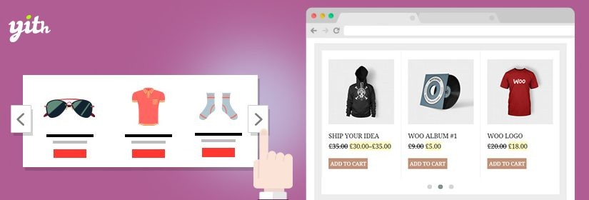 YITH WooCommerce Product Slider Carosuel