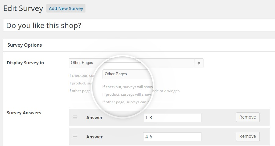 surveywidget